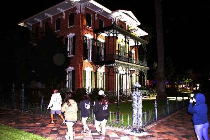 Great! Galveston Ghost Tour