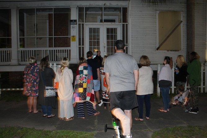 Galveston Island Ghost Tour