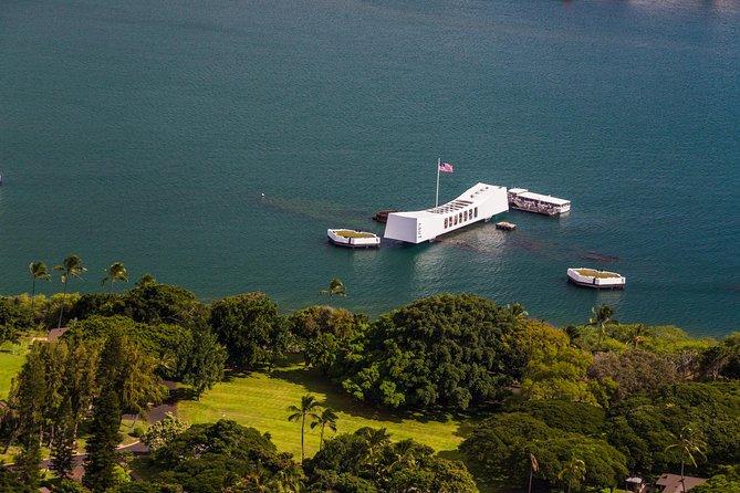 Intimate USS Arizona Memorial and Historic Honolulu Tour