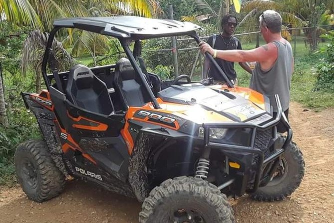 ATV Experience, cultural and social tour