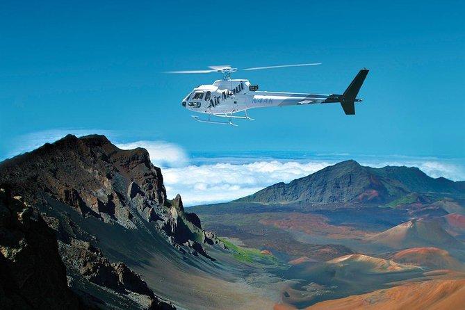 45-minutters helikoptertur på Øst-Maui over Haleakala-krateret