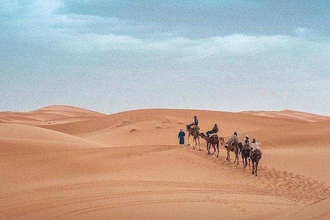 Excursion to small Sahara