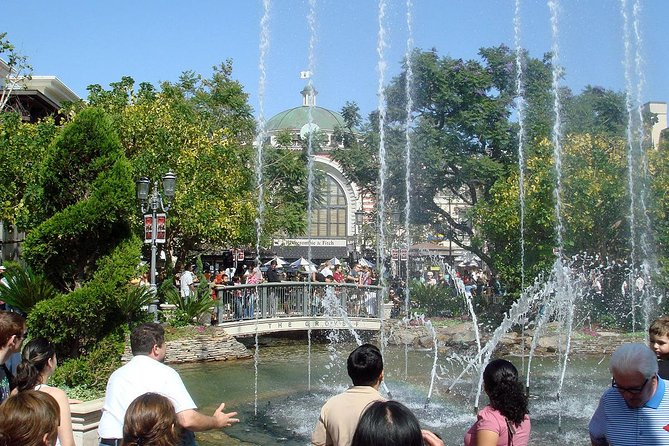 Water Fountain Shows.