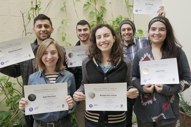 4 week TEFL Certification Course in Buenos Aires. Guaranteed Job Positions.