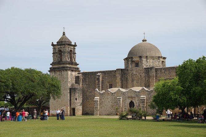 UNESCO World Heritage Site- Mission San José y San Miguel de Aguayo