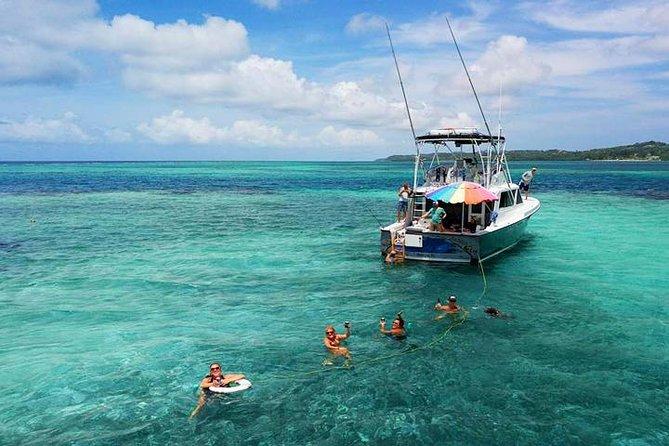 Roatan Northshore Snorkeling & Discover the Punta Gorda Village