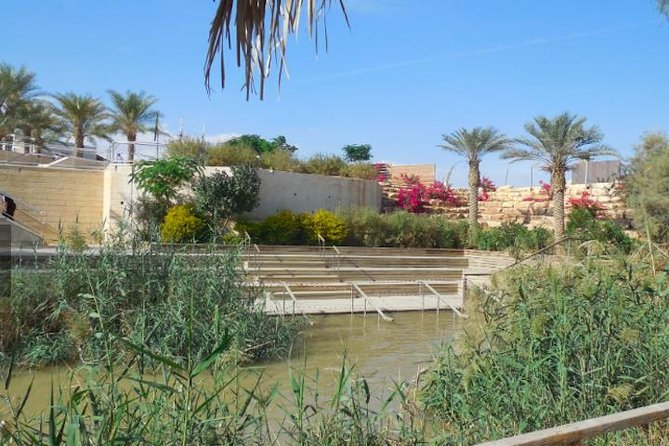Jordan River Baptismal Site Tour