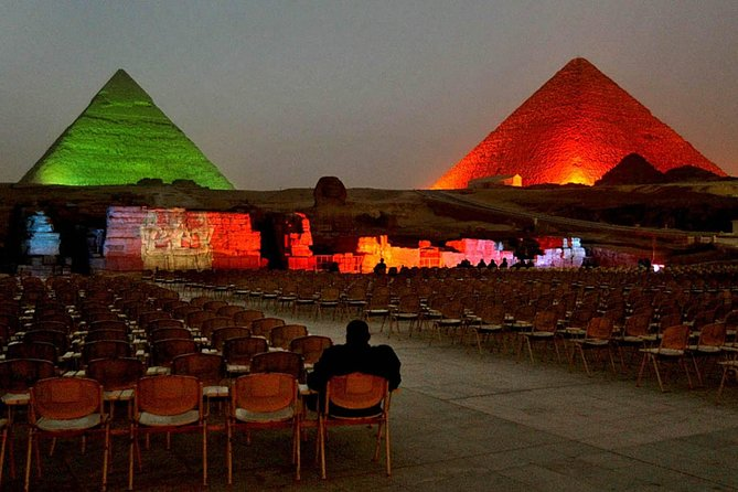 Giza Pyramids Sound and Light show photo 6