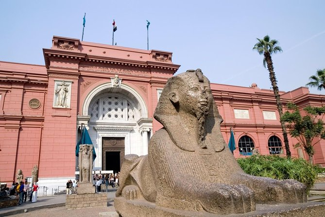 Cairo Half-Day Tour to the Egyptian Museum photo 2