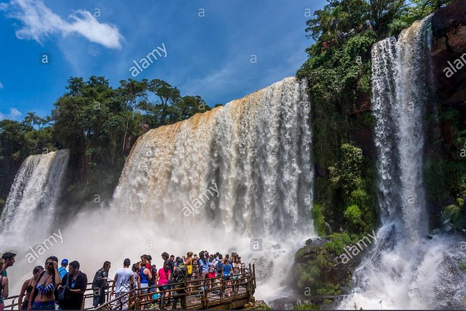Iguazu Falls day trip with two activities from Buenos Aires