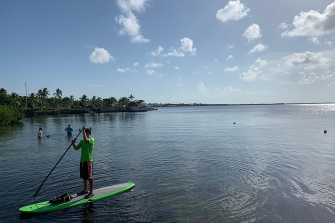 30 Minute Kayak or Stand Up Paddleboard