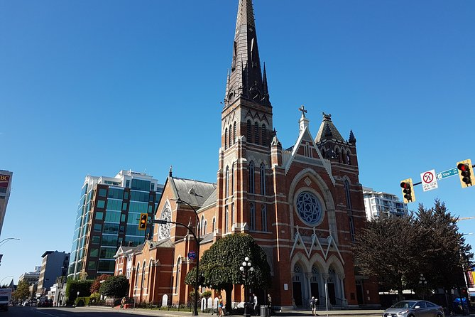 Chocolate & Churches Walking Tour
