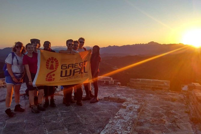 Super-affordable Group Great Wall Sunset Tour and Hiking Adventure Every Day
