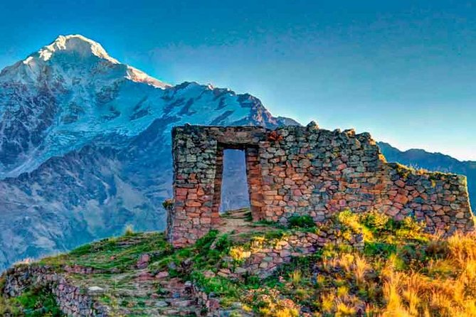 Short Inca Trail 2-Day to Machu Picchu with Tickets