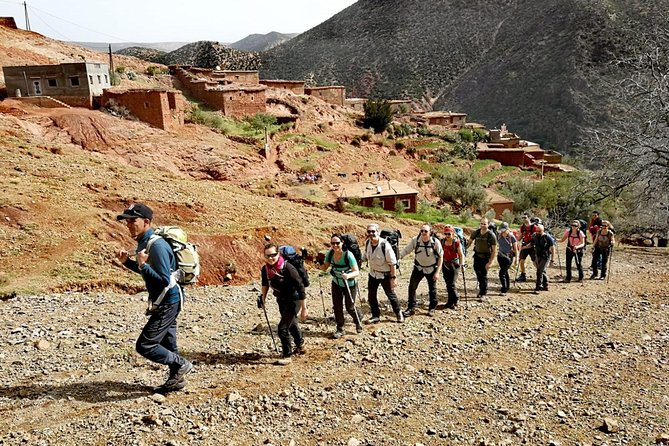 Berber Villages And Three Valleys 3 Days Trek From Marrakech