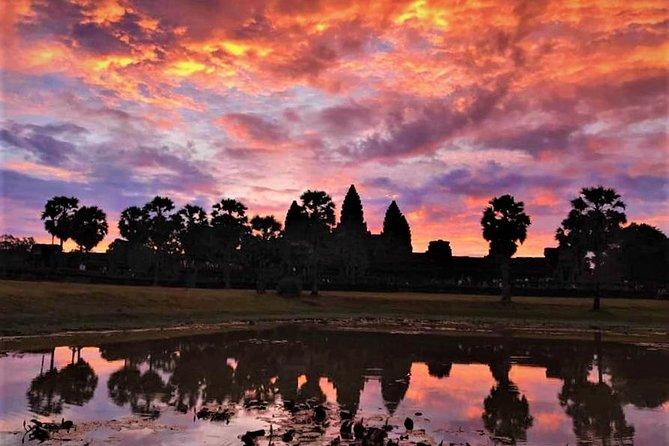 Private Angkor Wat Sunrise Bayon Ta Prohm