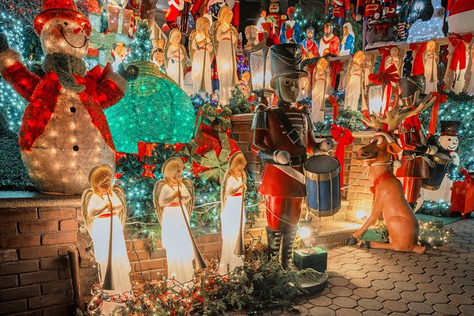 Dyker Heights Christmas Lights & Winter Village at Bryant Park