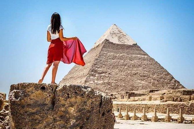 Explore The Magnificent Pyramids of Giza