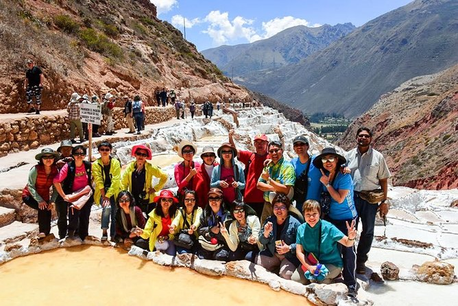Sacred Valley of the Incas + Maras Moray 1 Day