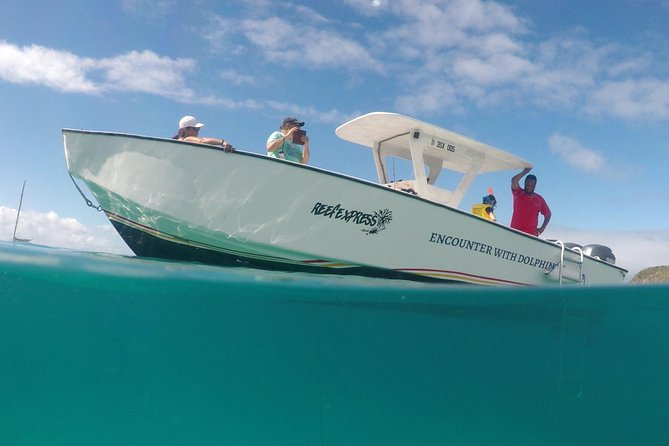 Swift ride to your dive site