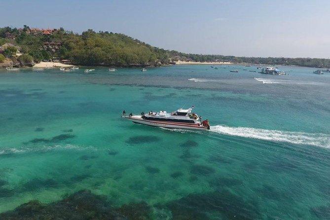 Fast Boat Sanur to Lembongan 17:00