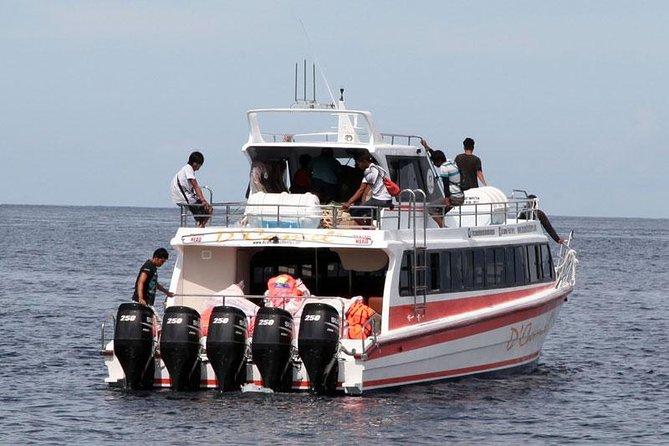 Fast Boat Sanur to Lembongan 14:00