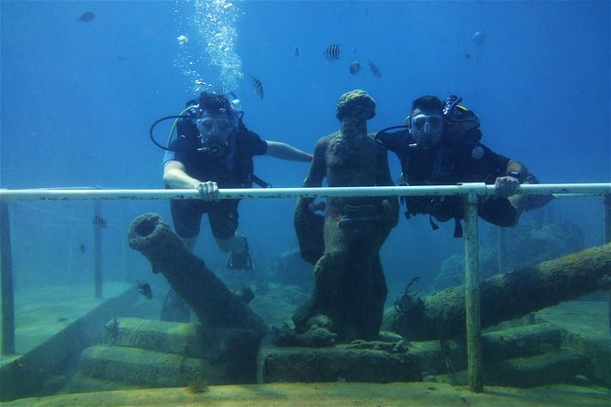 2-Hour Discover Scuba Diving from Philipsburg