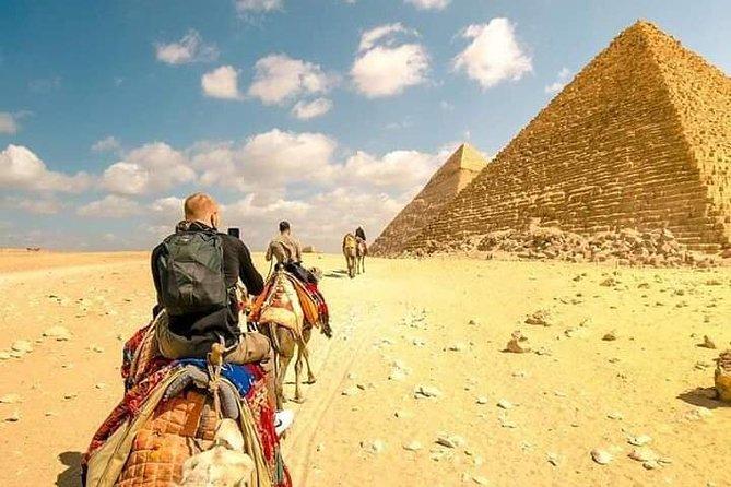 Pyramids & Camel Tour