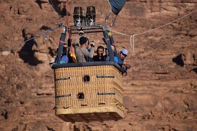 2-Day Tour: Petra, Wadi Rum, and Dead Sea photo 3