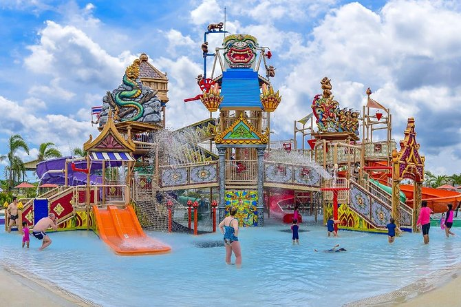Ramayana Water Park in Pattaya Admission Ticket photo 3