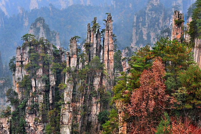 All-inclusive Private 3-Day Tour to Zhangjiajie Avatar Mountain