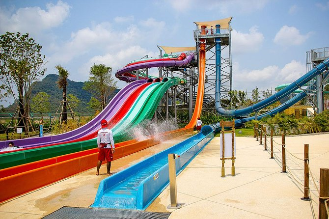 Ramayana Water Park in Pattaya Admission Ticket photo 2
