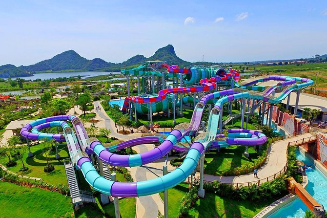 Ramayana Water Park in Pattaya Admission Ticket