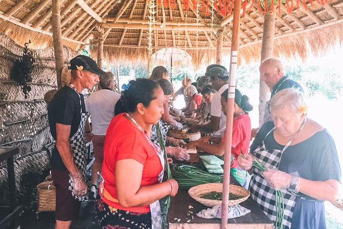 Authentic Balinese Cooking Classes