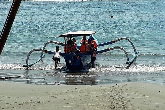 Snorkeling blue lagoon + atv + tirta gangga