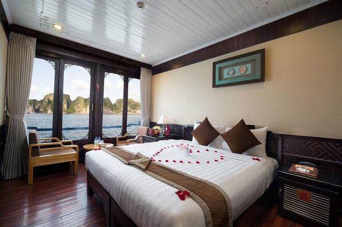 Halong Bay Cruise - Apricot Premium 4 Star (2 Days 1 Night)