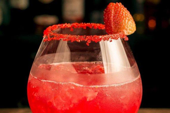 Degustação de drinks autorais e classicos