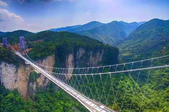 2-Day Private Tour to Zhangjiajie National Park from Beijing with Accommodation