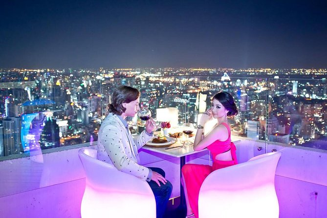 Sky Dining Buffet in Baiyoke Sky Hotel's 76th & 78th Floor photo 1