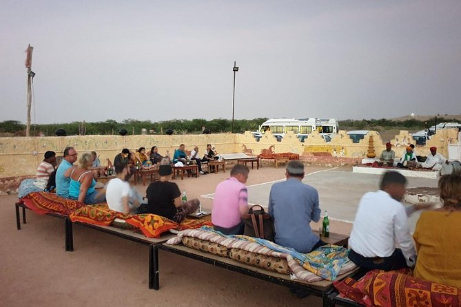 Jodhpur and Desert tour with Sand dunes