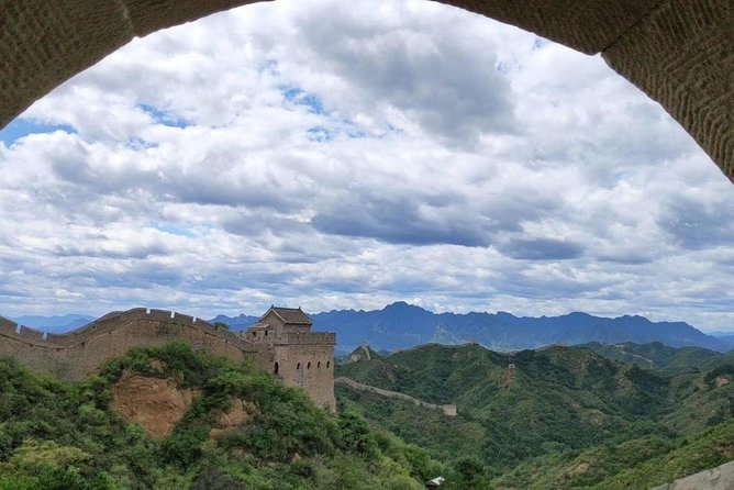 Jinshanling Great Wall One Day Hiking Tour