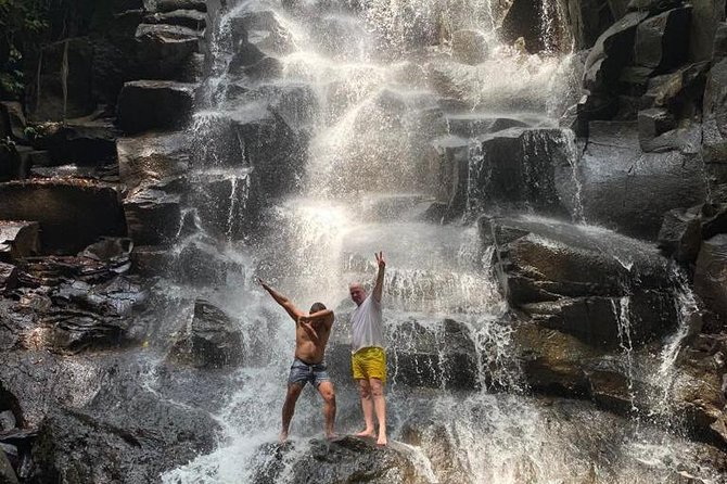 Bali Outstanding Waterfalls Tour