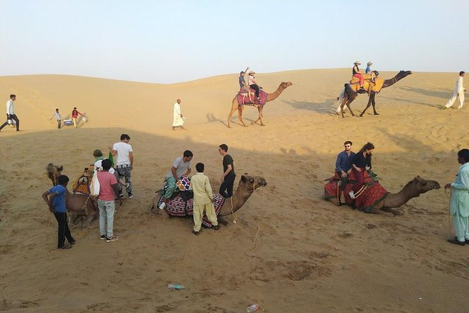 Jaisalmer Tour for 2 Nights 3 Days