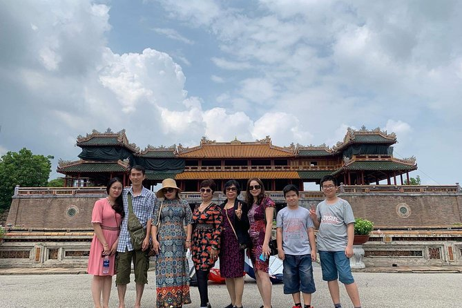 Hue City Daily Tour From Da Nang In-group Tour