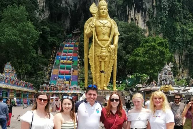 Malaysia Cultural Kuala Lumpur Tour (with tour guide)