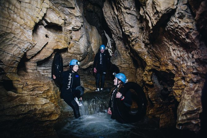 Black Abyss Ultimate Waitomo Caving Adventure Experience
