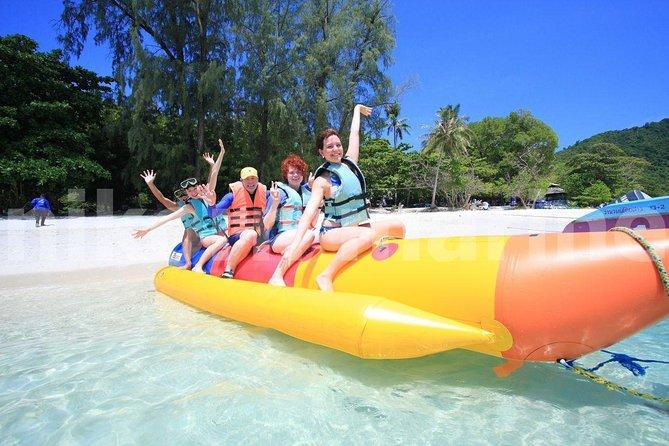 Pattaya Coral Island Full Day Tour from Bangkok