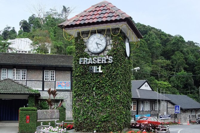 Chauffeur: Fraser's Hill to Singapore Car Transfer