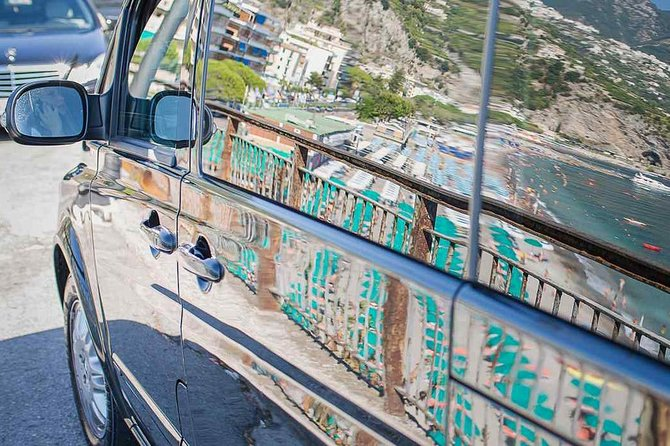 Amalfi coast day tour from Sorrento with an English speaking private driver