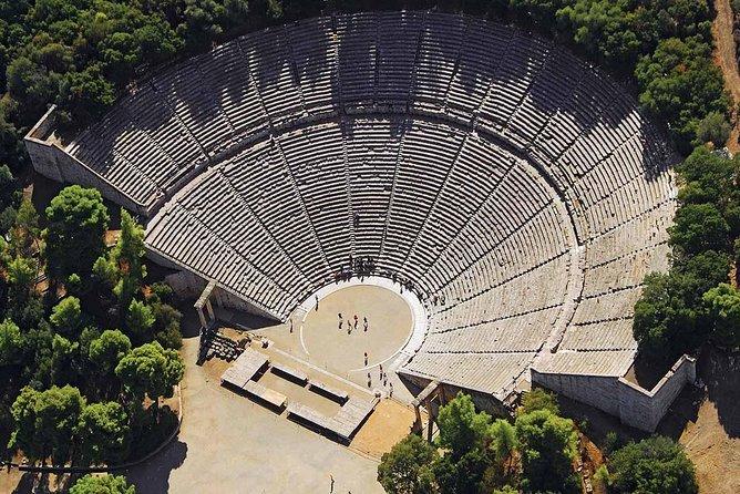 Trip to Epidaurus